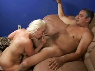 bigtits granny gets drilled hard and actually