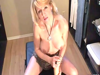 golden-haired mother id like to fuck squirts with