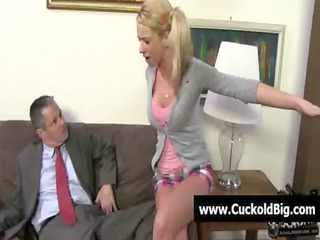 cuckold sesions - coarse hardcore porn and