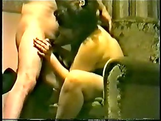 wife gives friend blowjob