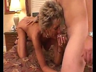 hot breasty mature cougar orall-service pleasures