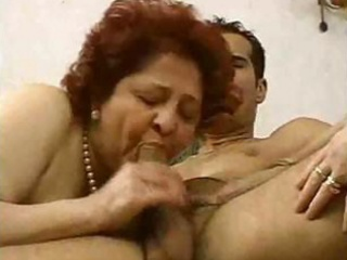 two grandmas fuck 116something sexy hunk.