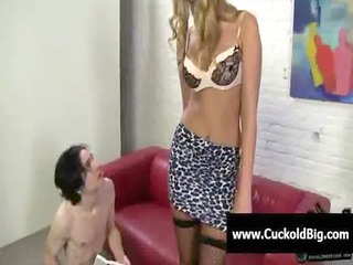 cuckold sessions - interracial threesome fuck 51
