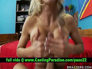 puma swede breasty golden-haired oral pleasure