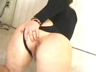 thick mommy taking two dicks