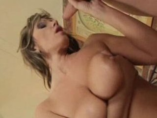 hot milf acquires screwed and facial