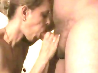hubby feeding me with his every day cum
