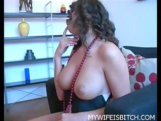 very sexy dilettante wife
