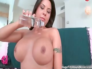 large milk cans milf can fucking and engulfing