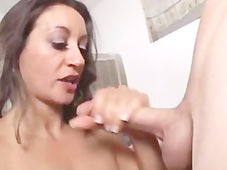 wicked throat iranian paki aunty acquires first