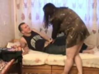 russian mature mama and son