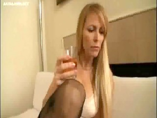 older blond wife coercive by japanese man 1