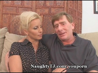 hubby demands wife gets drilled by ally