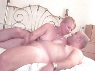 hot older welsh lady in hose tugjob