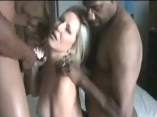 hot doxy wife bbc interracial dp bang