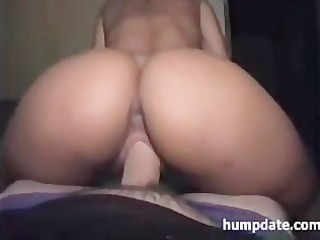bootylicious sweetheart receives her wazoo fucked