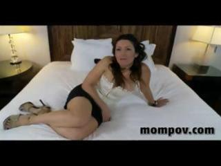 hawt lalin girl d like to fuck gives a pov oral