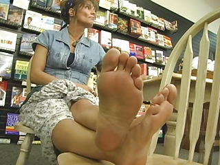 greater quantity sexy mature feet