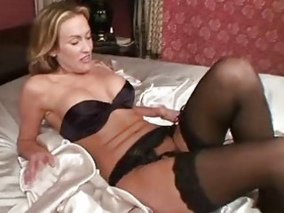 mature in nylons toys her bawdy cleft