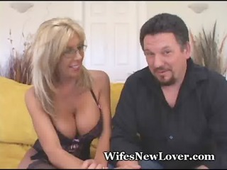 breasty wife wishes new lover