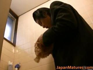 japanese woman is perverted and older part5