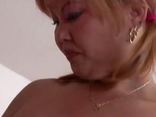 slutty mom getting hard screwed by a mighty cock !