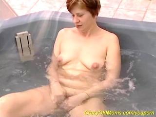 mama can masturbating