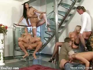 hawt orgy