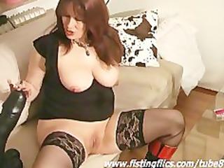 monster fake penis fucking amateur whore