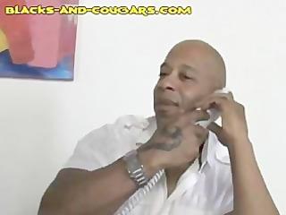 bristish cougars a black pecker slut