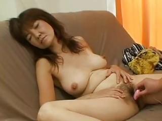 sexy enjoyment for older japanese kimie kuwata