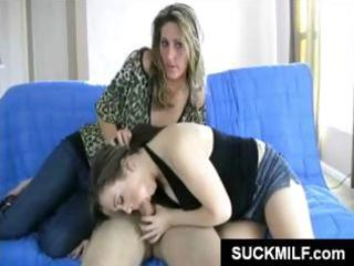 lucky guys white wang acquires blown by a mother