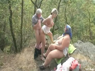 Voyeuristic Horny Young Blonde Bitches