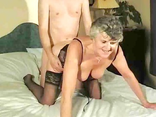 graany woman fucking chap untill get spunk