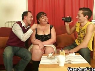 males gangbang older fatty