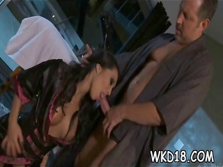 pussy licked and drilled