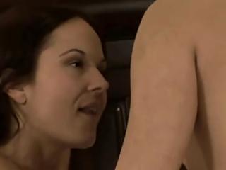 aged woman seduces juvenile girl...f42