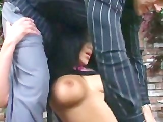 breasty jenaveve jolie fucking in pantyhose with