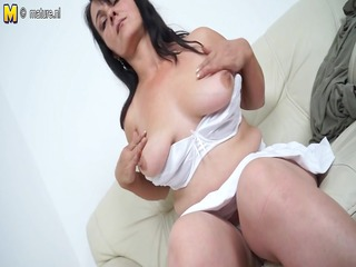 hawt mother masturbating when this honey is all