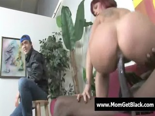 hot large tit milfs enjoy dark cockhard and