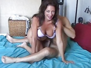 Hot mature brunette cougar margo sullivan