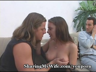 excellent wifes raunchy thirst for fucking