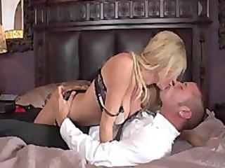 sexy tasha fucks a businessman