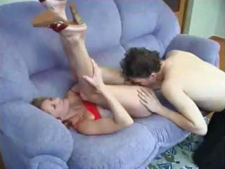 russian mommy & chap anal s90