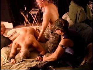 6 man cbt orgy with 2 juvenile muscular chaps and