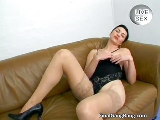 impure sexually excited dark brown hoe engulf dick