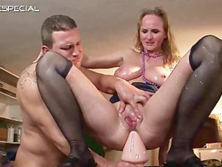 aged mother acquires all her holes filled part2