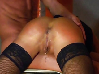 german non-professional mother i spanked and