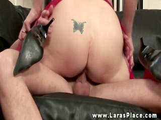 mature stockings sucking in advance of riding