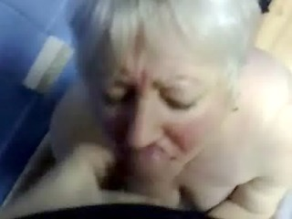 cumming in face hole of my old aunt !!